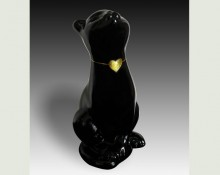 Cat Statue-pet urn-ULA001