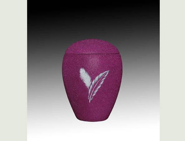 PLUM PINK infant SAND urn-UL054C